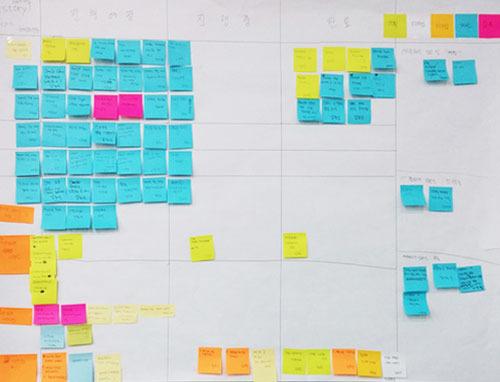 Agile 프로세스 이론과 실무 과정 이미지