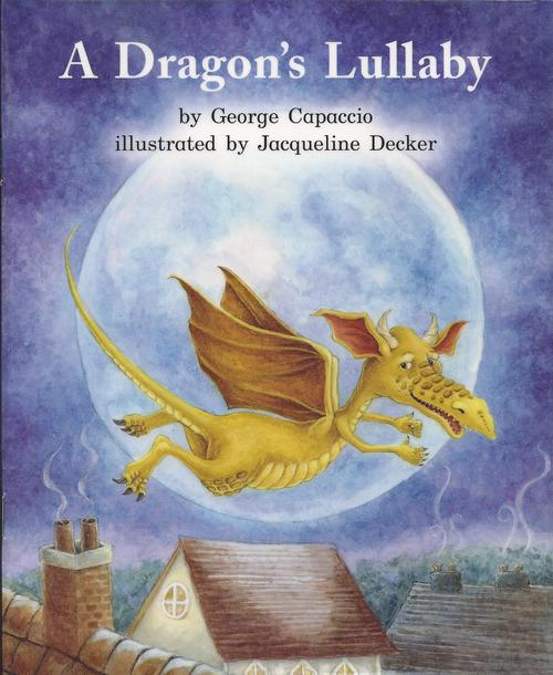 Blue 109 A Dragon's Lullaby