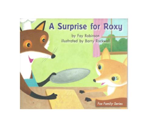 Blue17 A Surprise for Roxy (Level D)
