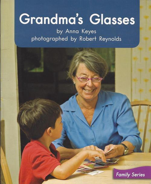 Green90 Grandma's Glasses (Level F)