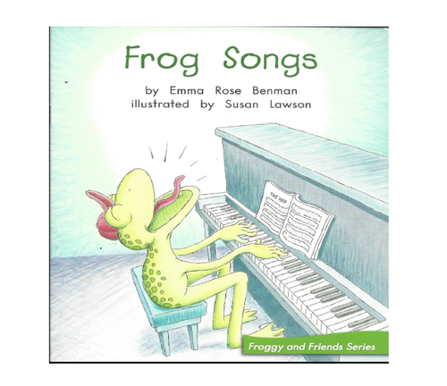 Blue92 Frog Songs