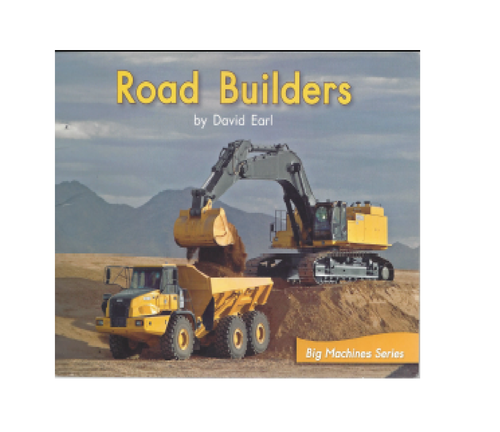 Blue61 Road Builders