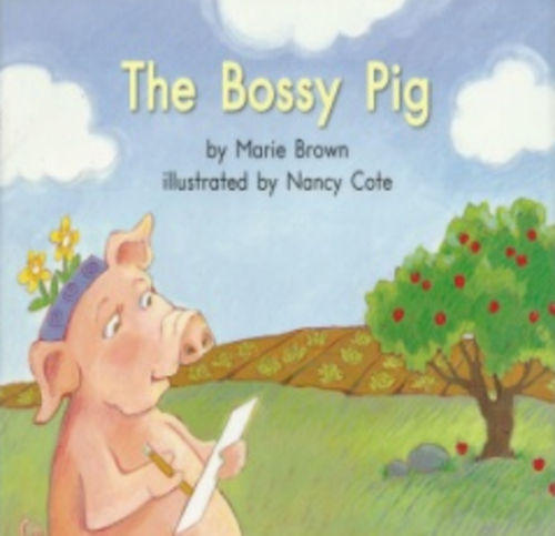 Green94 The Bossy Pig (Level G)