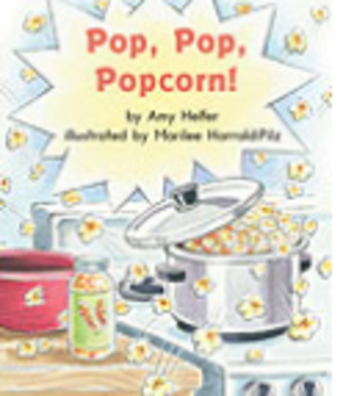 Blue54 Pop, Pop, Popcorn! (Level F)
