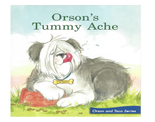 Green21 Orson's Tummy Ache (Level B)