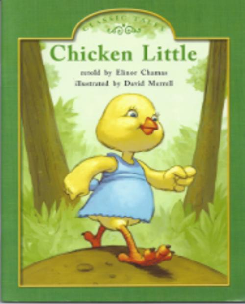 Blue21 Chicken Little (Level E)