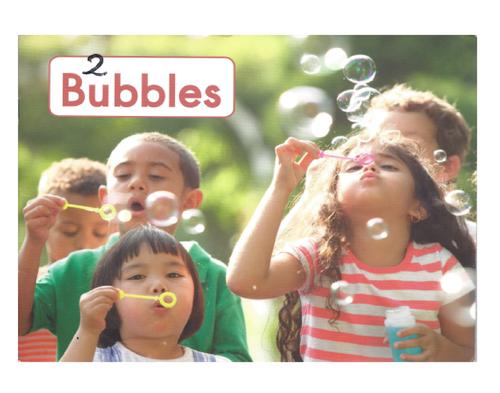 Green23 Bubbles (Level B)