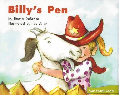 Blue34 Billy's Pen (Level D)
