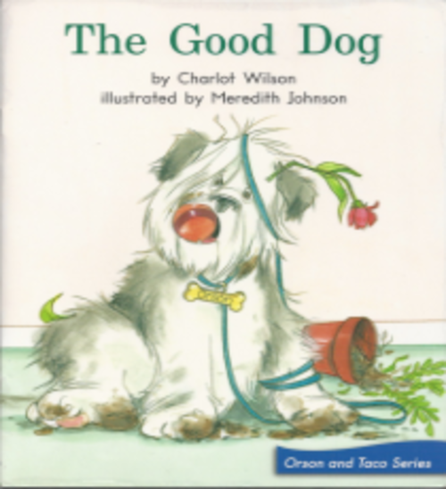 Green47 The good dog (Level D)