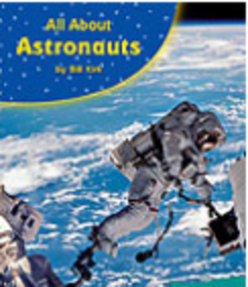 Blue 113 All about Astronauts
