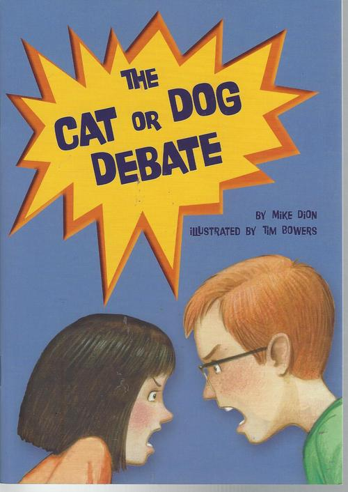 Red 33 The Cat or Dog Debate (Level M)