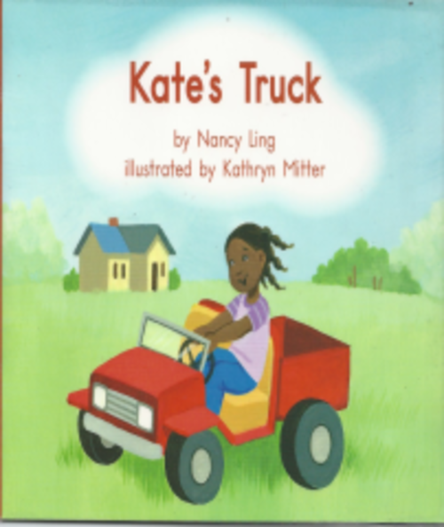 Green56 Kate's Truck (Level E)
