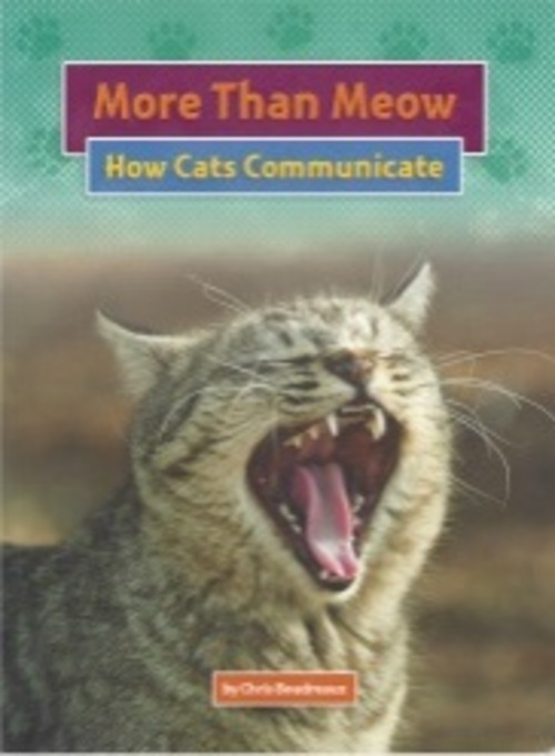 Red 21 More than Meow (Level L)