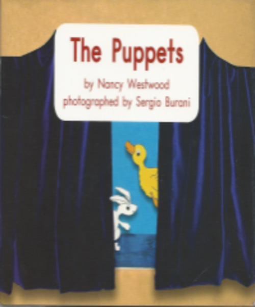 Green52 The Puppets (Level E)