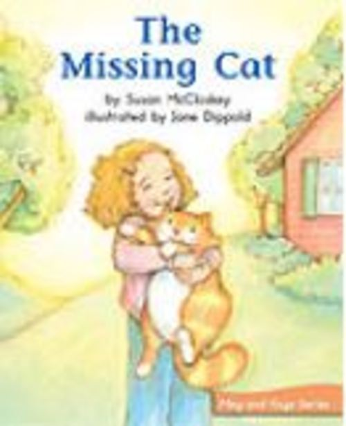 Green 97 The Missing Cat (Level I)