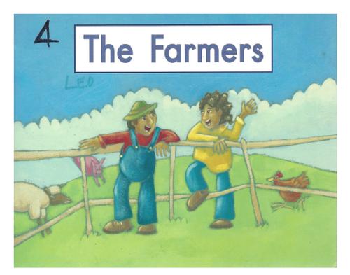 Green24 The Farmers (Level B)