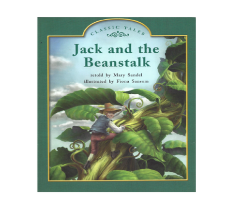 Blue95 Jack and the Beanstalk