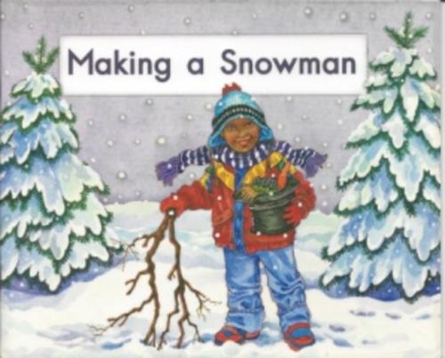 Orange24 Making a Snowman (Level A)