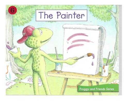 Green13 The Painter (Level A)