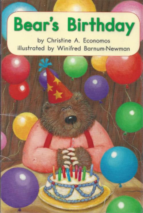 Green 93 Bear's Birthday (Level I)