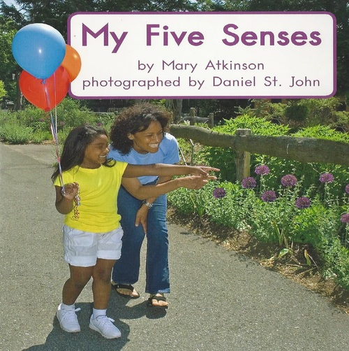 Green70 My Five Senses (Level F)