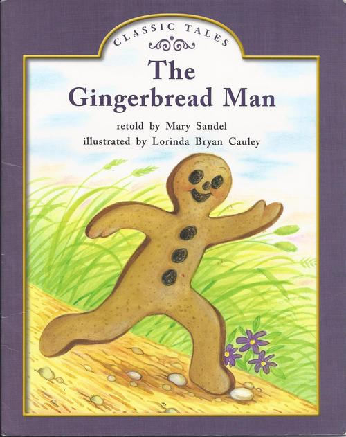 Green83 The Gingerbread Man