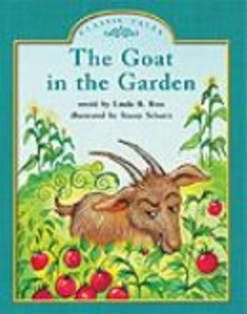 Green77 The Goat in the Garden (Level G)