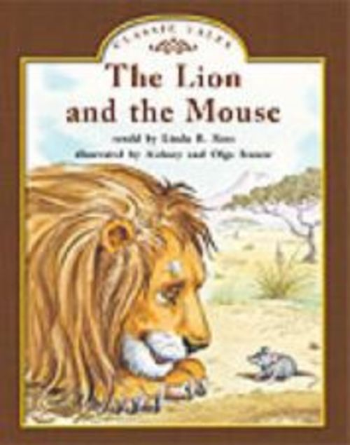 Green105 The Lion and the Mouse (Level J)