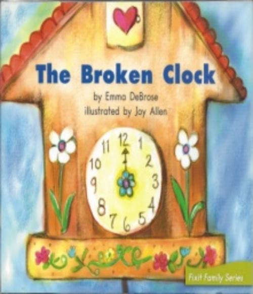 Blue50 The Broken Clock (Level E)