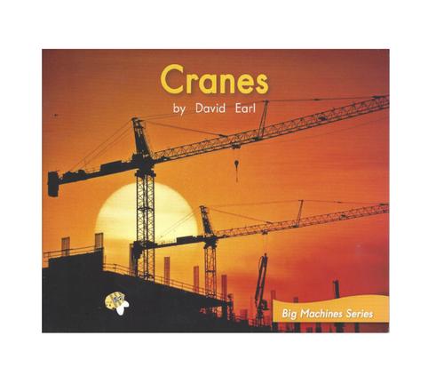 Blue88 Cranes