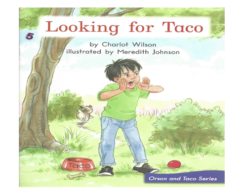 Green33 Looking for Taco (Level C)