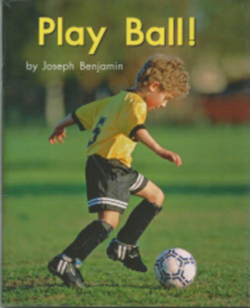 Green54 Play Ball (Level E)
