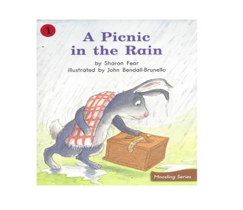 Blue15 A Picnic in the Rain (Level D)