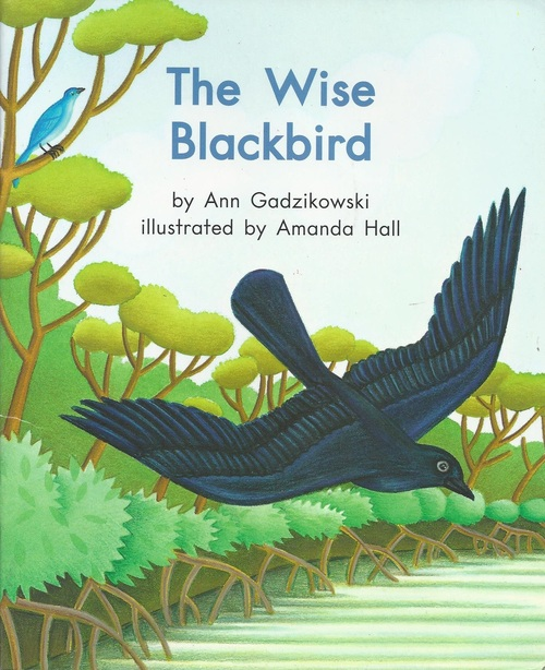 Blue84 The Wise Blackbird (Level I)