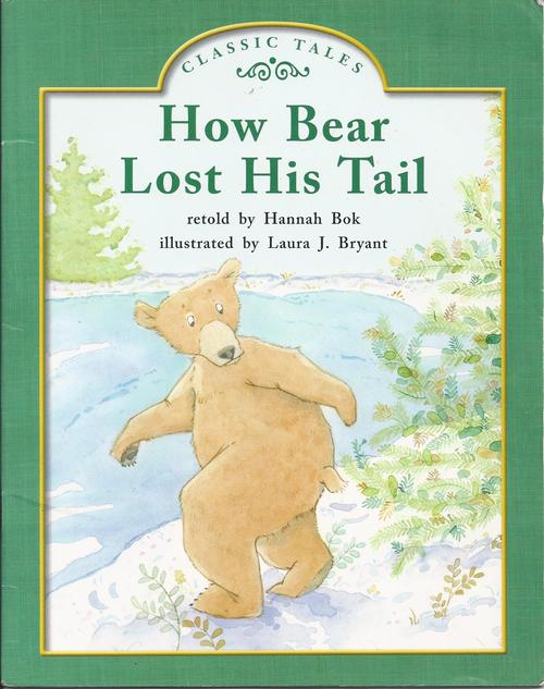 Blue83 How Bear Lost His Tail (Level K)
