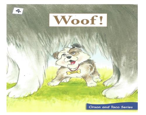 Green12 Woof! (Level A)