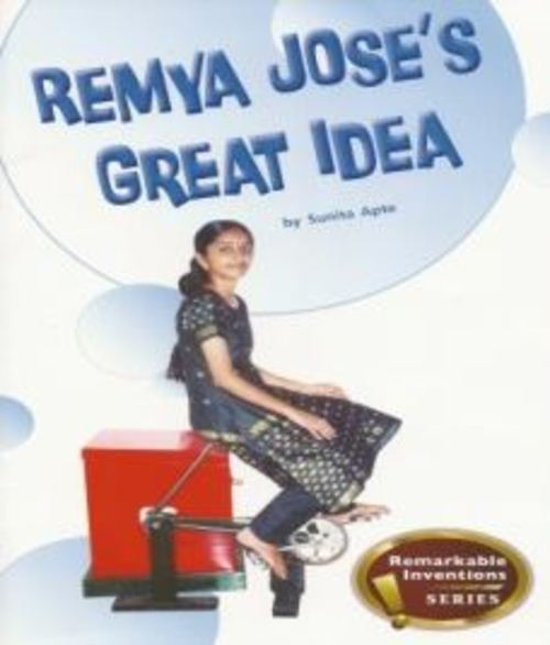 Red 11 Remya Jose's Great Idea (Level L)