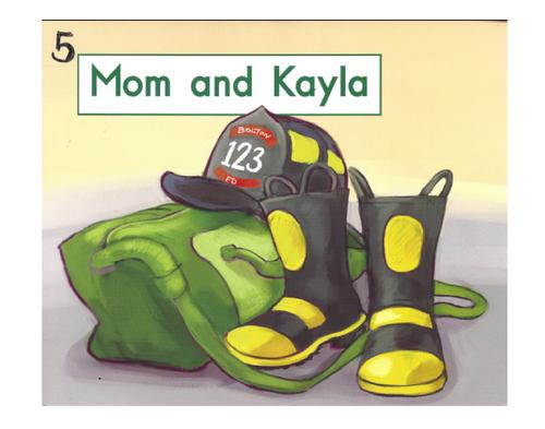 Green25 Mom and Kayla (Level B)