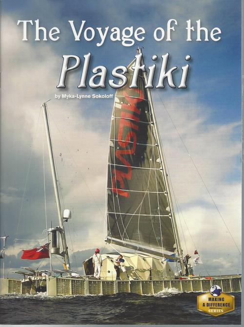 Red 137 The voyage of the plastiki (Level P)