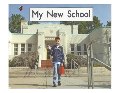 Green28 My new School (Level B)