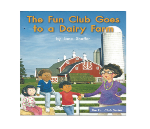 Blue55 The Fun Club Goes to d Diary Farm