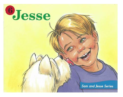 Green15 Jesse (Level A)