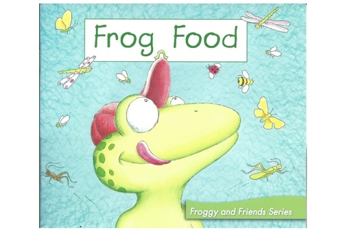 Green2 Frog food (Level A)