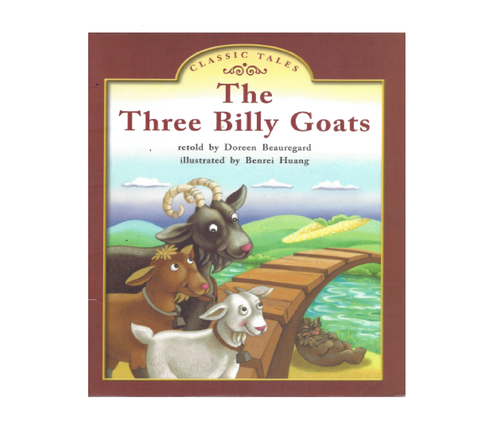 Green107 The Three Billy Goats