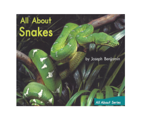 Blue30 All About Snakes (Level E)