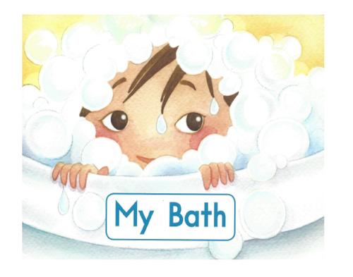 Green20 My Bath (Level A)