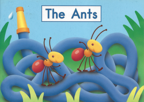 Blue14 The Ants (Level D)