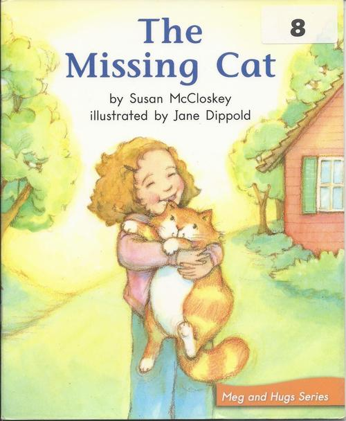 Green97 The Missing Cat