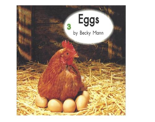 Green8 Eggs (Level A)