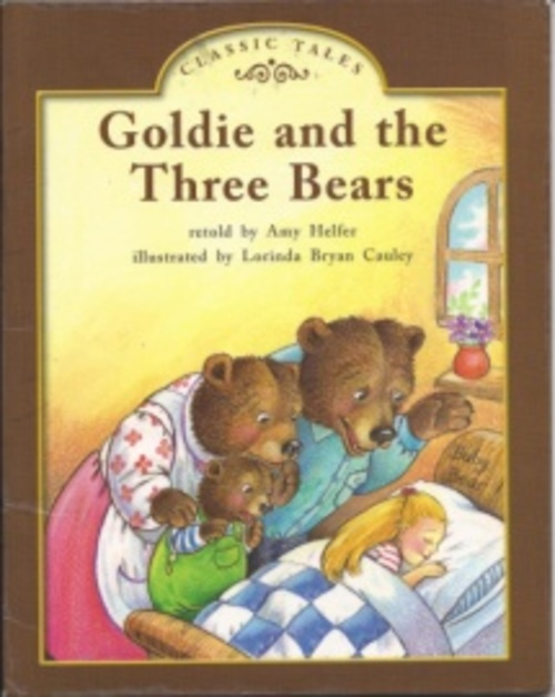 Green71 Goldie and the Three Bears (Level G)